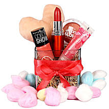 Gorgeous Girl Hamper: Gift Hampers Ghaziabad