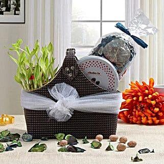 Grace Of Gifting: Bhai Dooj Gift Baskets