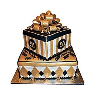 Grand Birthday Cake: Designer Cakes to Ghaziabad