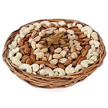 Half kg Dry fruits Basket: Baisakhi