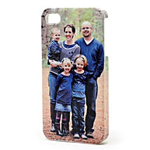 Happy Moments Personalized iPhone Case: Send Personalised Gifts to Bokaro