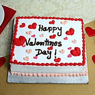 Happy Valentines Day Cake: Valentines Day Cakes