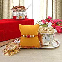 Healthy Rakhi Gift: Send Rakhi to Ambernath