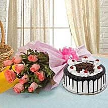Heartwarming Treat: Birthday Cakes Panchkula