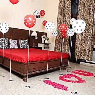 Helium Party: Balloon Decoration Ideas