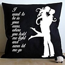 Hug Me Cushion: Romantic Gifts for Husband