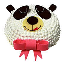 In Love With Panda Cake: Cake Delivery in East Sikkim