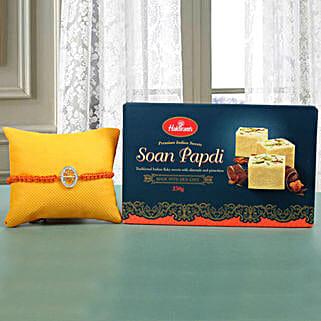 Indulge Yourself Hamper: Send Rakhi With Sweets to Kharagpur