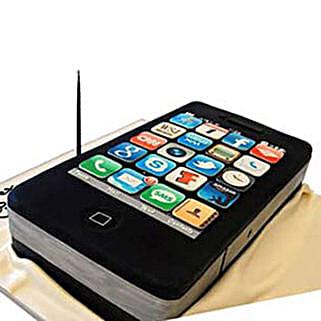 iPhone 4s Cake: Designer Cakes Faridabad