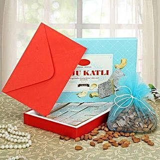 Joyful Gift Combo: Diwali Gifts Hyderabad