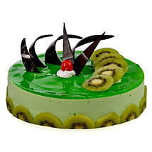 Kiwi Cheese Cake: New Year Cakes to Kanpur