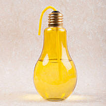 Large Sipper Bulb Yellow: Gifts Bhai Dooj for Kids