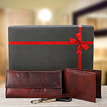 Leather Love: New Year Gifts for Colleague