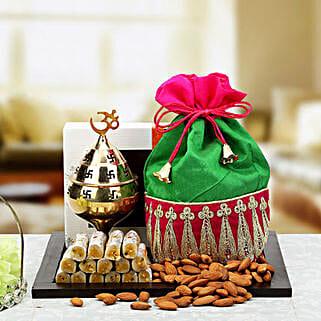 Let the Celebrations Begin: Send Diwali Gifts to Amritsar