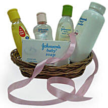 Little Angel Basket: Send New Born Gift Baskets