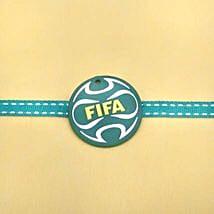 Love For FIFA: Send Rakhi to Arrah