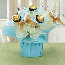 Love For Rochers: Chocolate Bouquet for Kids
