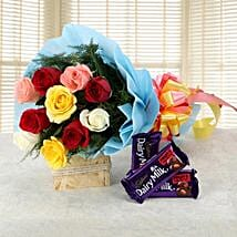 Love Gets Chocolaty: Flowers for Doctors Day