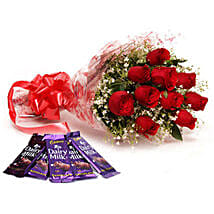 Love Mania: Flowers and Chocolates for Christmas