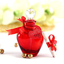 Love Message In A Bottle: Valentines Day Gifts to Dhanbad