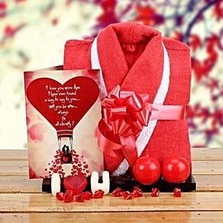 Love n Romance Hamper: Send Valentines Day Gift Hampers