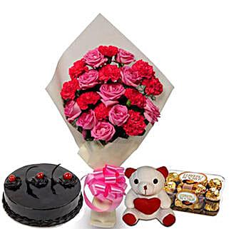 Love Treasure: Ferrero Rocher Chocolates