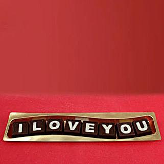 Love You Chocolates: Romantic Chocolates