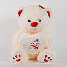 I Love You Musical Teddy Bear: Valentines Day Soft toys
