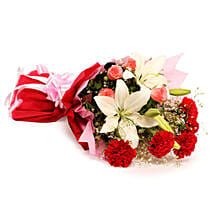 Lovely Blooming Bunch: Send Flowers to Guwahati