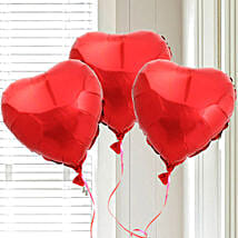 Lovely Heart Shape Balloons: Balloons N Decorations