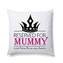Lovely Personalized Cushion For Mom: Personalised Gifts Bokaro
