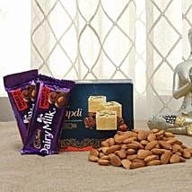 Luminous Sweet N Crunch: Diwali Gift Hampers