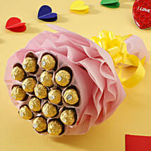Luxury Ferrero Rocher: Chocolate Bouquet for Kids