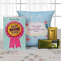 Make Her Feel Special Combo: Send Birthday Gift Hampers