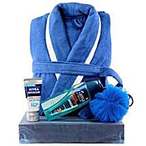 Man In Blue: Send Cosmetics & Spa Hampers for Birthday
