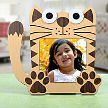 Meow Personalized Photo Frame: Gifts for Childrens Day