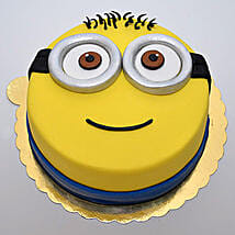 Minion for you Cake: Cake Delivery in Kanchipuram