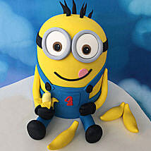 Minion with Bananas Cake: Gifts for Son