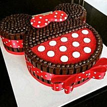 Minnie Mouse Kit Kat Cake: Cakes to Tanur