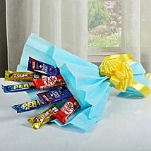 Mixed Chocolates Bouquet: Children's Day Gifts