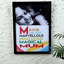 Mom Frame Moment: Mothers Day Home Decor Gifts