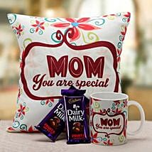 Mom Is Special: Gifts to Moradabad