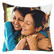 Mom n Me Personalized Cushion: Send Personalised Gifts to Gandhidham