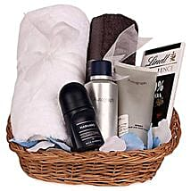Most Wanted Mens Hamper: Send Gifts to Fatehpur