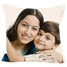 Mothers Day Personalized Cushion: Send Home Decor to Gurgaon