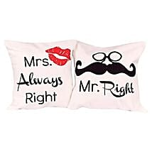 Mr and Mrs Cushions: Gifts to Itanagar
