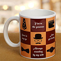 Mug For Dad: Gifts to Udgir