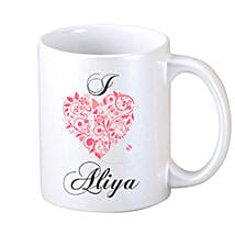 Mug For Your Lover: Send Personalised Mugs to Gurgaon