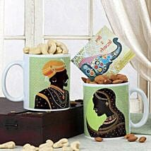 Mugs N Dry Fruits: Bhai Dooj Gifts Mangalore