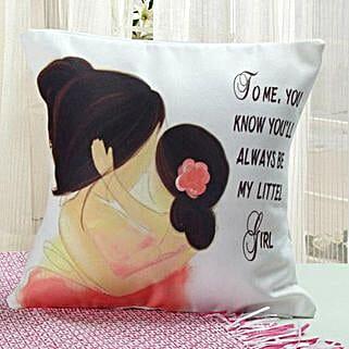 Mumma Daughter Cushion: